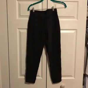 lululemon athletica Pants - Lululemon Ivivva Ready to Roll Pants Black